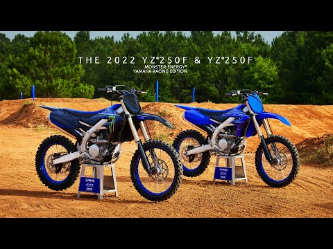 2022 Yamaha YZ250F in Florence, Colorado - Video 1