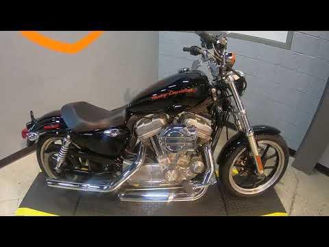 2011 Harley-Davidson 883 SuperLow XL883L