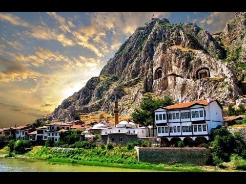 AMASYA TURİSTİK TANITIM BELGESEL FİLMİ (Amasya tourism promotional documentary film) (1080p)