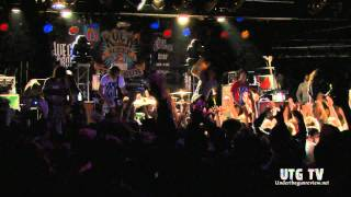 "UTG TV: The Word Alive - ""Battle Royale"" (Live 1080p HD)"
