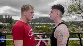 JAKE PAUL VS JOE WELLER