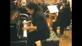 Н. Агаева - (Ф-но) А.Скрябин фантазия ( для ф - но с оркестром )