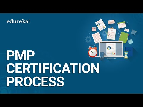 PMP Certification Process | How to Get Your PMP® Certification ...