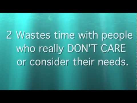 Video Chronic People Pleasing Traits- Part 4