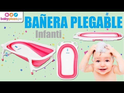 Bañera Plegable para bebés-  Infanti | BabyPlaza