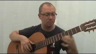 Крёстный отец на гитаре (разбор)