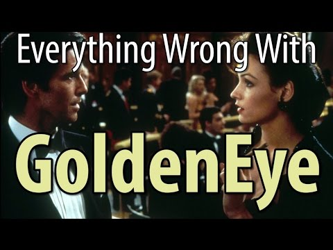 GoldenEye Is An Excellent Game, But The Movie Has Problems