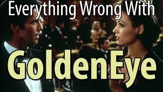 Everything Wrong With GoldenEye In 14 Minutes Or Less
