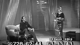 Alex Odessa - психолог-консультант на Одесском ТВ - 2003