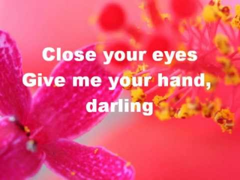 Eternal Flame- Atomic Kitten+ LYRICS