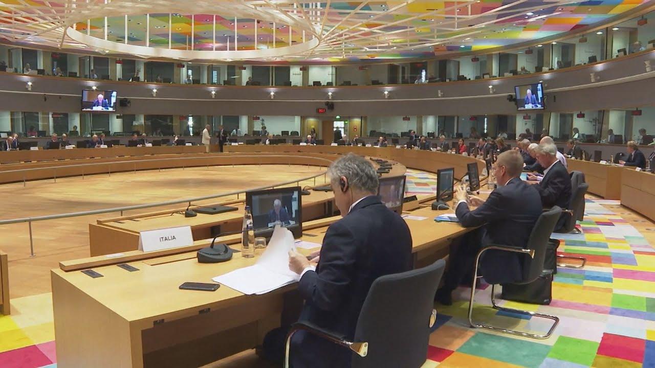 Συμβούλιο Εξωτερικών Υποθέσεων της ΕΕ-πλάνα