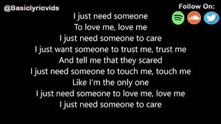 Ollie   Need Someone (Lyrics)