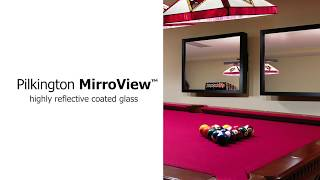 Pilkington MirroView™ Cover Glass