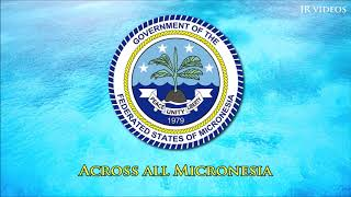 Anthem of the Federated States of Micronesia (EN lyrics)