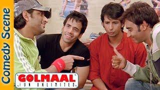 Arshad Warsi Comedy Scene - Golmaal Fun Unlimited - #Shemaroo IndianComedy