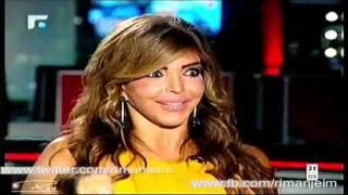 ريما نجيم: اتعرض لكثير من الانتقادات؛ انا مغرومة بالرجل ولكن مشكلتي مع الذكور؛ وانا خارج المنافسة