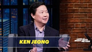 Ken Jeong Desperately Wants to Host the Oscars
