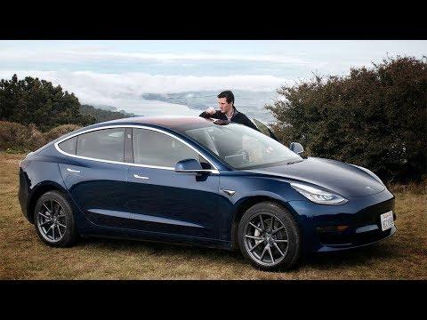 2018 Tesla Model 3 - Phil's Morning Drive - S2E11