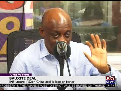 Bauxite Deal - Joy News Prime (4-9-18)