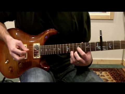 Song Of Hope (Robbie Seay) - Lead Electric Guitar Lesson