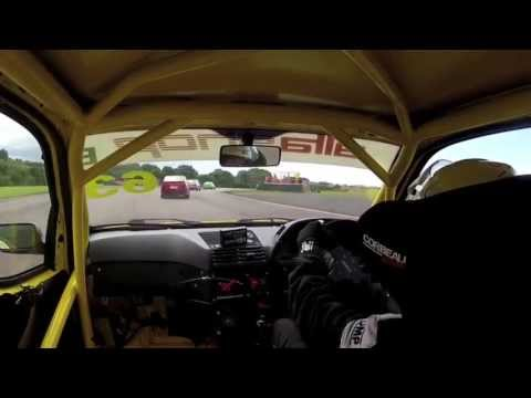 Thruxton 2013 – Race 2 – Matt Daly