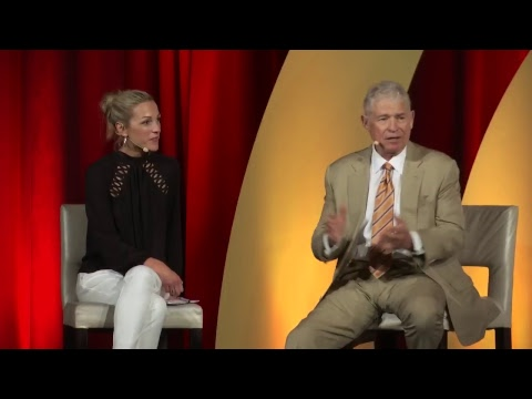 WATCH LIVE: Hall of Fame RB John Riggins participates in Q&A session with Lindsey Czarniak.