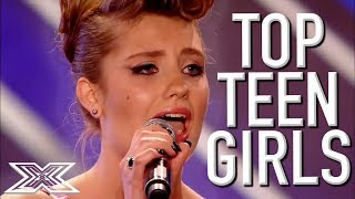TOP TALENTED Teenagers Auditions For The  X Factor Worldwide | X Factor Global