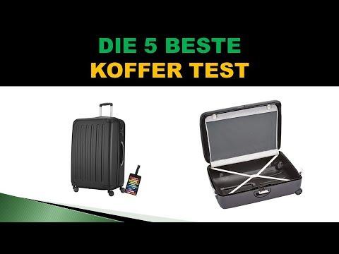 Besten Koffer Test 2019