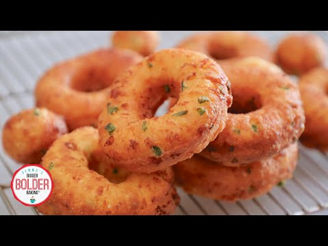 Savory Donuts Recipe? Yeah, Baby! Let's Make Them.