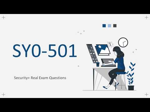 2020 Updated CompTIA Security+ SY0-501 Real Exam Questions ...