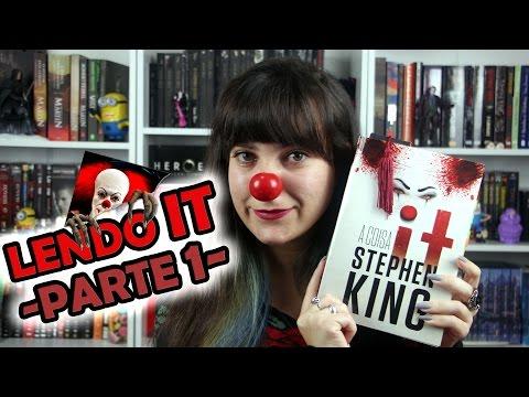 It - A Coisa - Stephen King [DIÁRIO DE LEITURA] #1