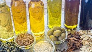 Warenkunde Speiseöl: Welches ist am gesündesten?