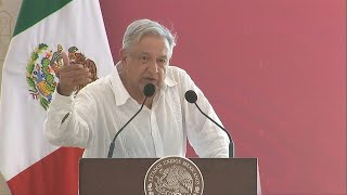 Mexican president urges Spain, Vatican to recognise 'abuses'