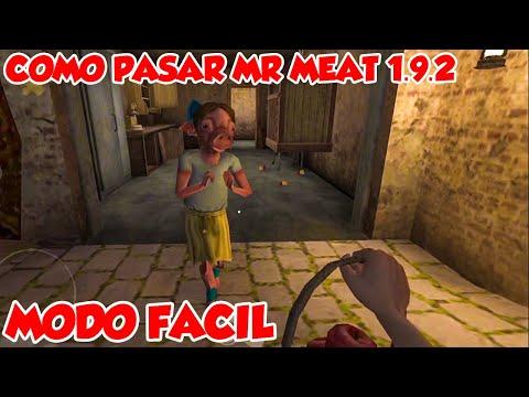🐷MR MEAT como pasar en MODO FACIL 1.9.2 MODE EASY