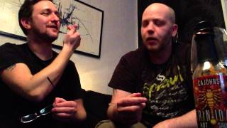 The Evil Chefs try Trinidad Scorpion pepper sauce
