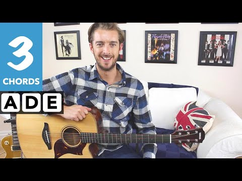 How to play Wild Thing - EASY 3 Chord Guitar Song for Beginners