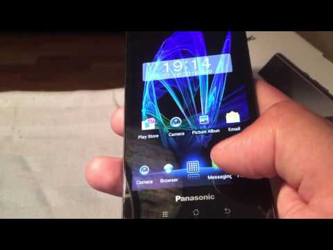 look back at the Panasonic Eluga dL1