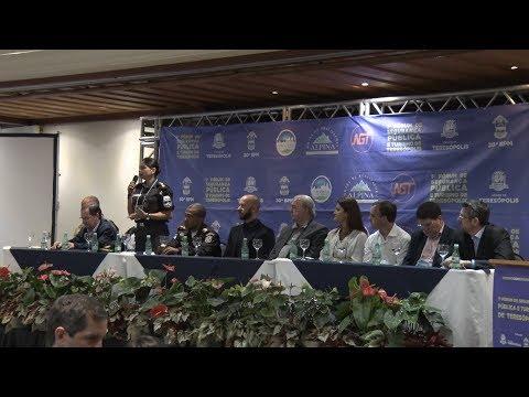 Teresópolis discute ações para os setores do turismo e segurança pública