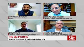 The Big Picture - Science, Innovation & Technology Policy 2020