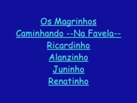 Música Caminhando na Favela