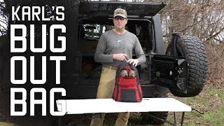 Green Beret's Bug out Bag | Survival Prepper | Tactical Rifleman