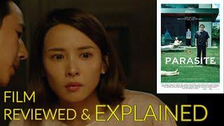 Parasite (2019) Movie Review and Explanation
