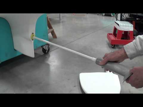 Install Drive Shaft (Part 8 of 10)