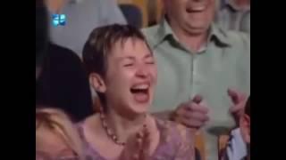 Смех зрителей - для монтажа