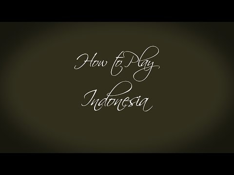How To Play: Indonesia