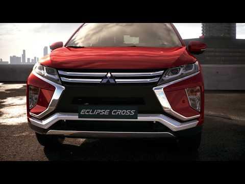 Mitsubishi  Eclipse Cross Кроссовер класса J - рекламное видео 4