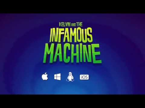 Infamous Machine - Official Trailer [PC/Mac/Linux] thumbnail