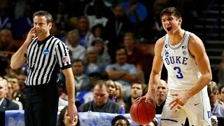 Duke Is Victim Of Bad Officiating | Don