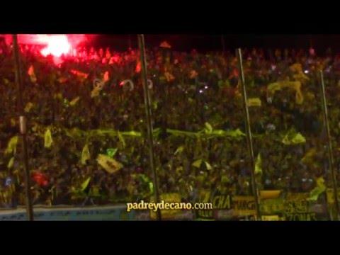 """""""Canciones de la Hinchada de Peñarol - Copa Antel 2016"""" Barra: Barra Amsterdam • Club: Peñarol"""
