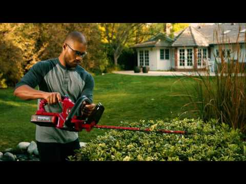 PowerPlex 40V Max* 24-inch Hedge Trimmer Teaser